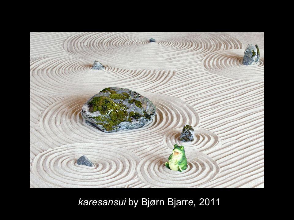 karesansui by Bjørn Bjarre, 2011