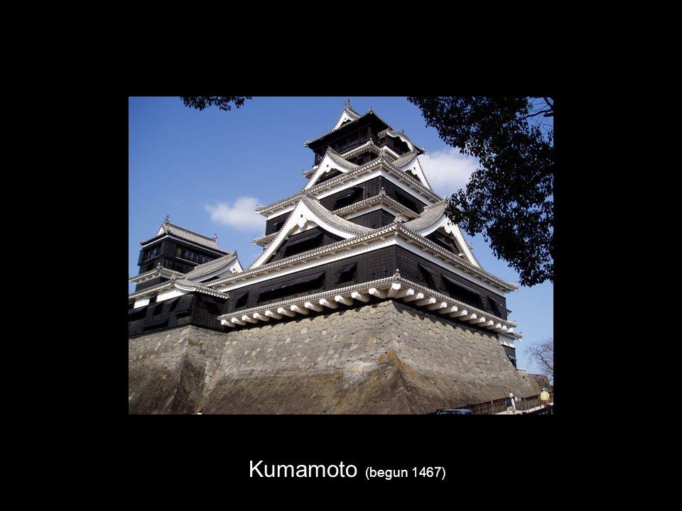 Kumamoto (begun 1467)