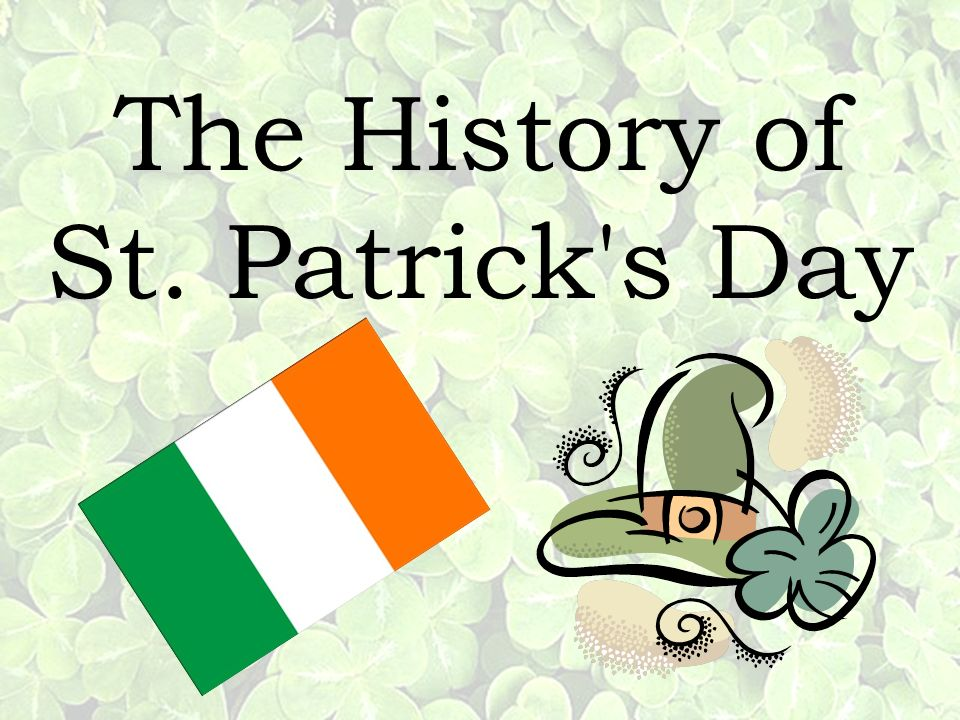 Who was St.Patrick. St.