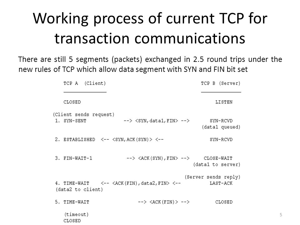 Our contributions in this paper Explicitly propose to use timestamp for the connection count(CC) and analyze its feasibility for sensor application There is only one CC for each connection in both directions, which is simpler than the original T/TCP Develop a new method for T/TCP to measure the RTT accurately and truncate the TIME- WAIT state more effectively 16