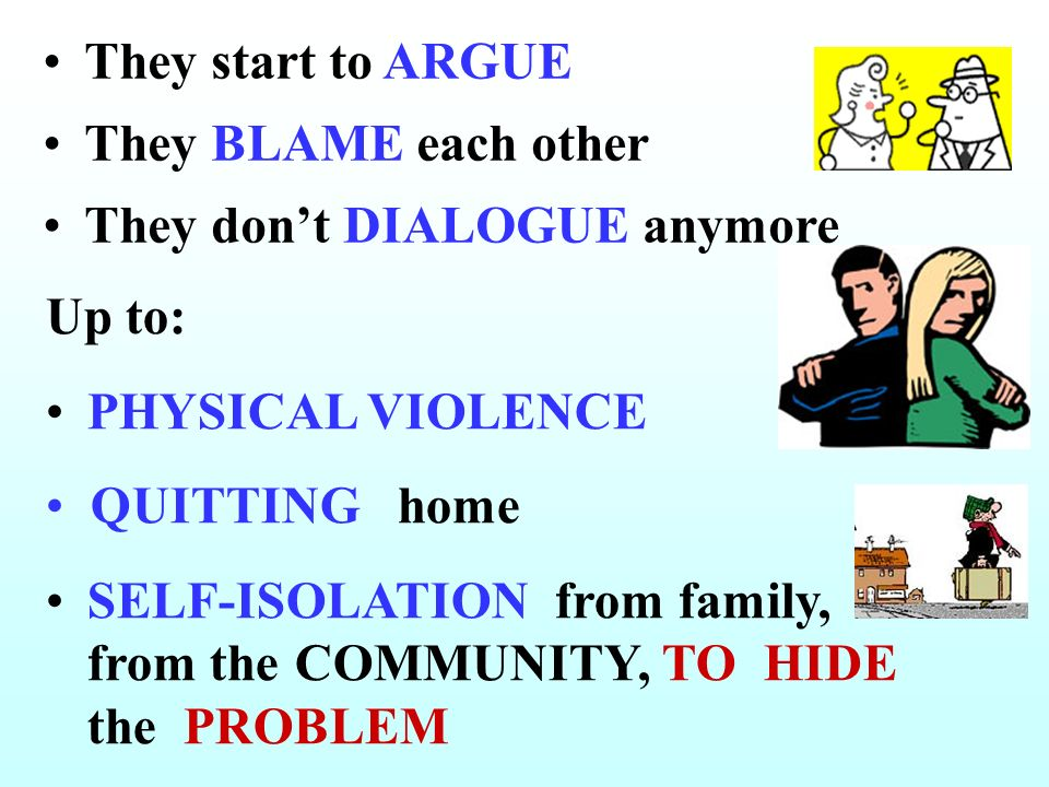 -PROBLEMS at the WORKPLACE (QUARRELING, LACK OF ATTENTION, UNRELIABILITY) -DRIVING and DRINKING -VIOLENCE at HOME -CRIMINAL OFFENCES SOCIAL HARM: ACUTE CHRONIC - SEPARATION / DIVORCE - FINANCIAL PROBLEMS -IMPOVERISHMENT - HOUSING PROBLEMS -LEGAL PROBLEMS ( CRIMINAL and CIVIL LAW)