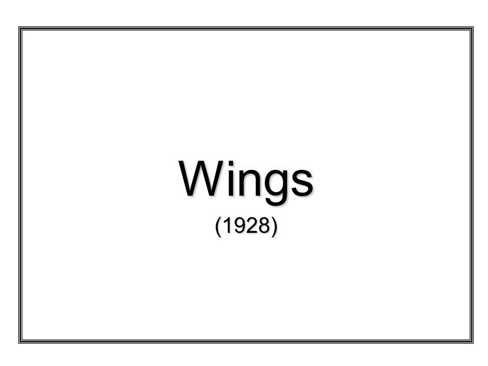 Wings(1928)