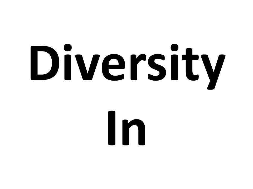 Diversity In