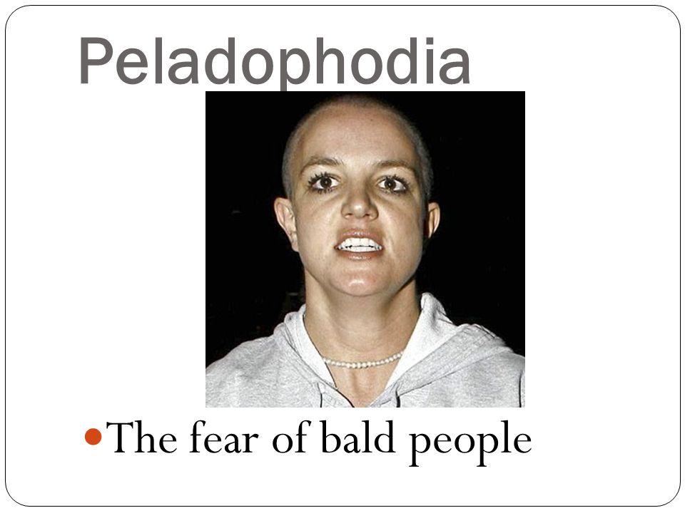 Phobophobia The fear of having a phobia