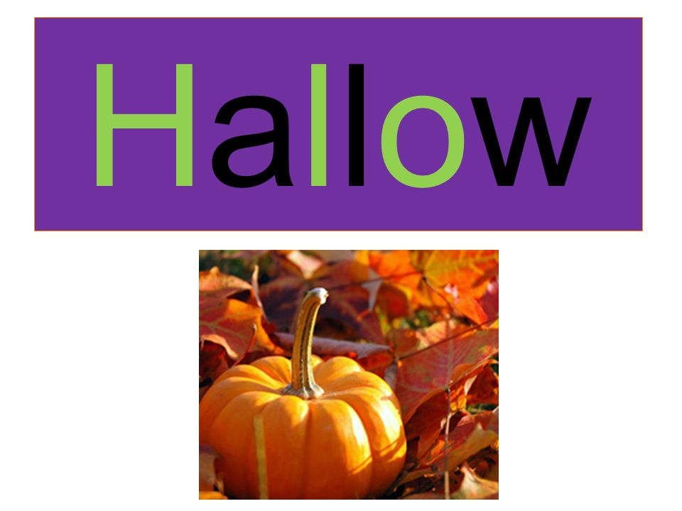 HalloweenHalloween