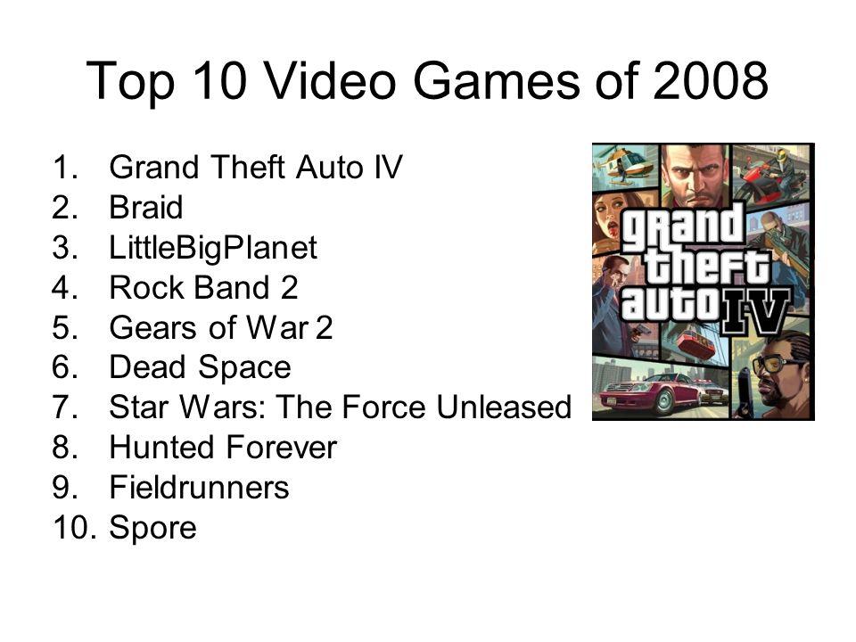 Top 10 Viral Videos of 2008 1.Where the Hell is Matt.