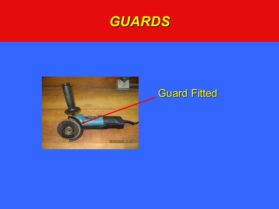 GUARDS Guard Fitted