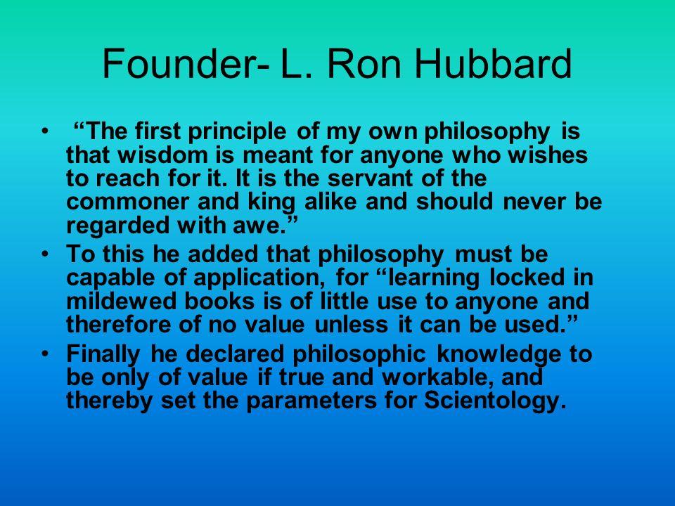 Founder- L.