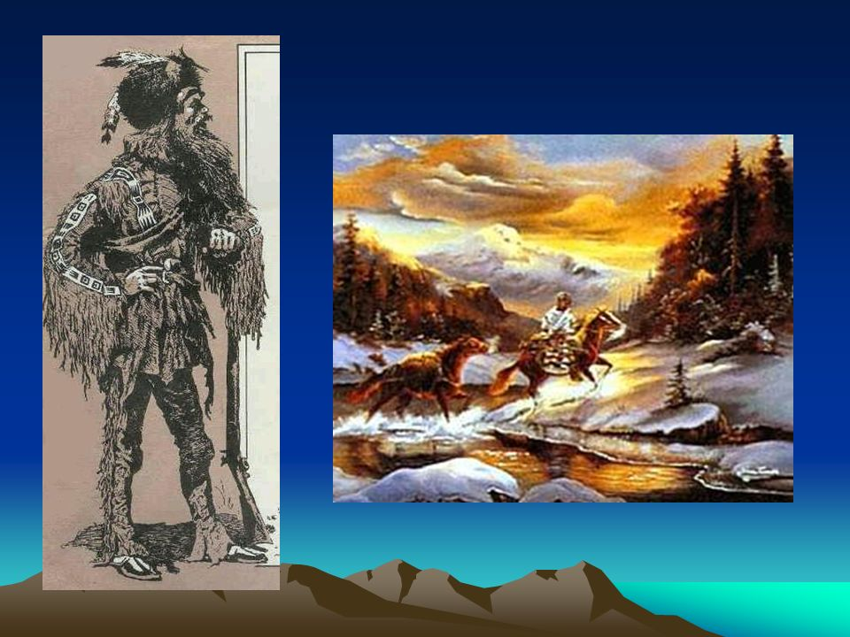 TRADE Santa Fe Trail was in its prime from 1820-1870 Preceded the Oregon Trail, the 49ers and the 59ers Manufactured goods from the east sent west for pelts, blankets and whiskey Tough trip because of long stretches without contact with civilization, natural barriers and Indian problems