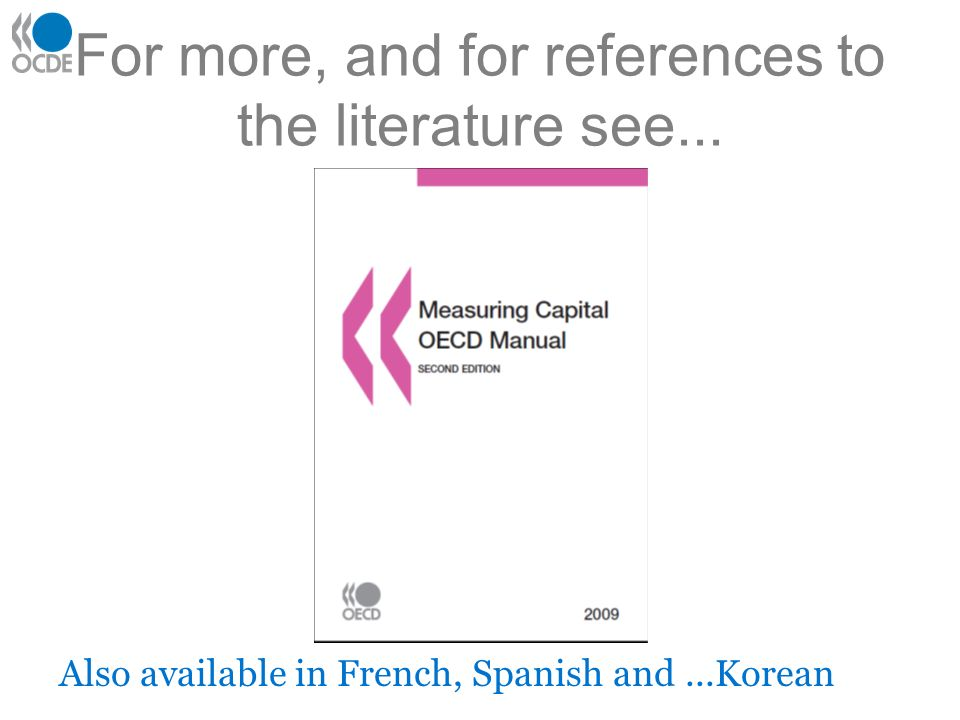 For more, and for references to the literature see... Also available in French, Spanish and...Korean