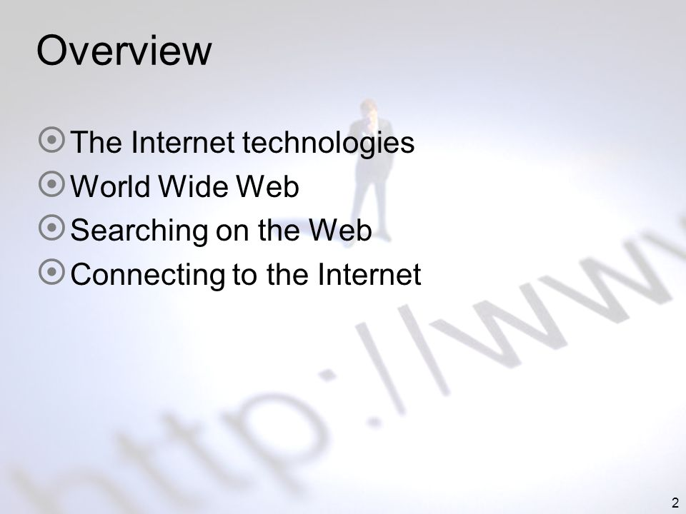 3 Introduction The Internet a world-wide network of networks and computers based on IP (Internet Protocol) World Wide Web, or Web An Internet application based on HTTP protocol