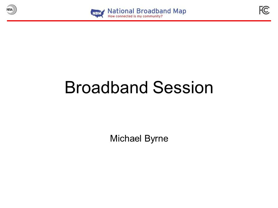 Broadband Map Technical Details Data Integration Map Presentation Since Launch