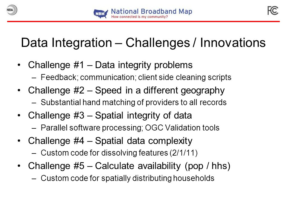 Map Presentation – What we did 1 st requirement was entirely built on RESTful services Wanted to embody the spirit of the internet (innovation, fast response, full volume of data) Wanted to serve multiple users Required to serve out 100% of data (that we could) Wanted to make data (all of it) easily consumable Wanted to make a.gov look like a.com Searchable and interactive