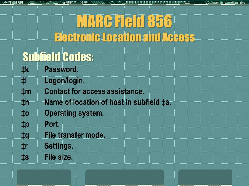 k Password. l Logon/login. m Contact for access assistance.