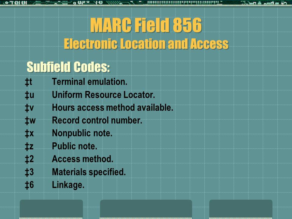 t Terminal emulation. u Uniform Resource Locator.