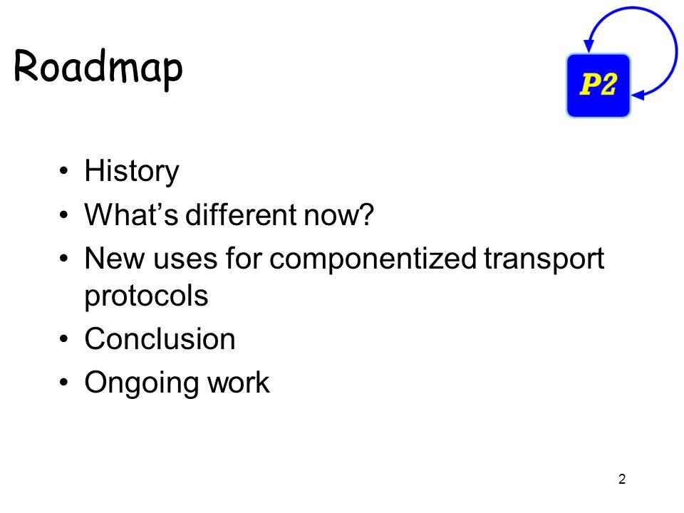 3 Componentized Protocols.