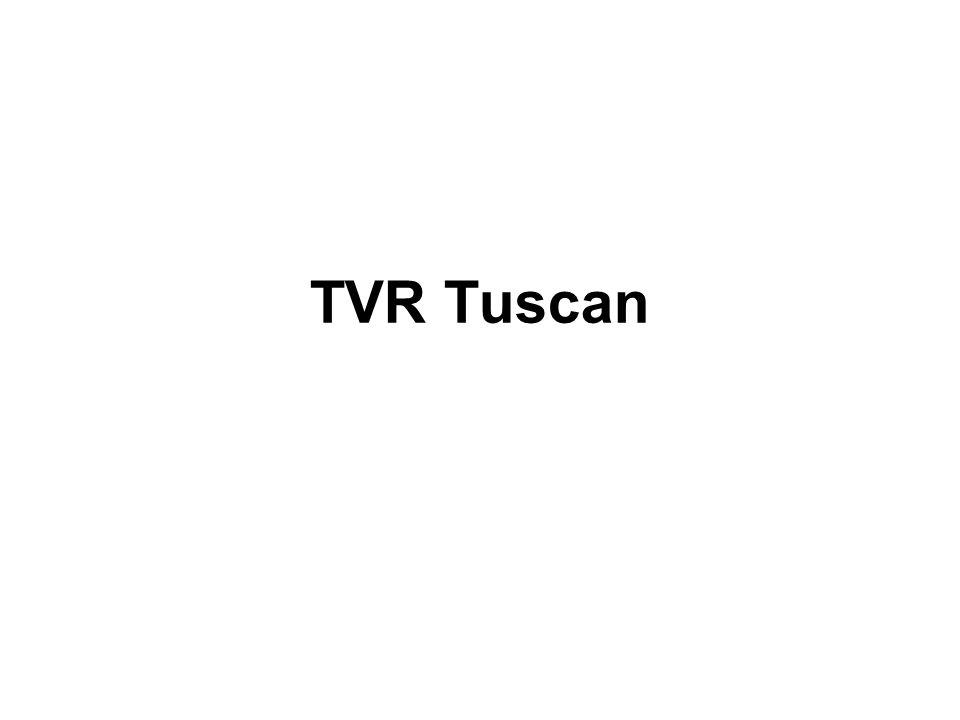 TVR Tuscan