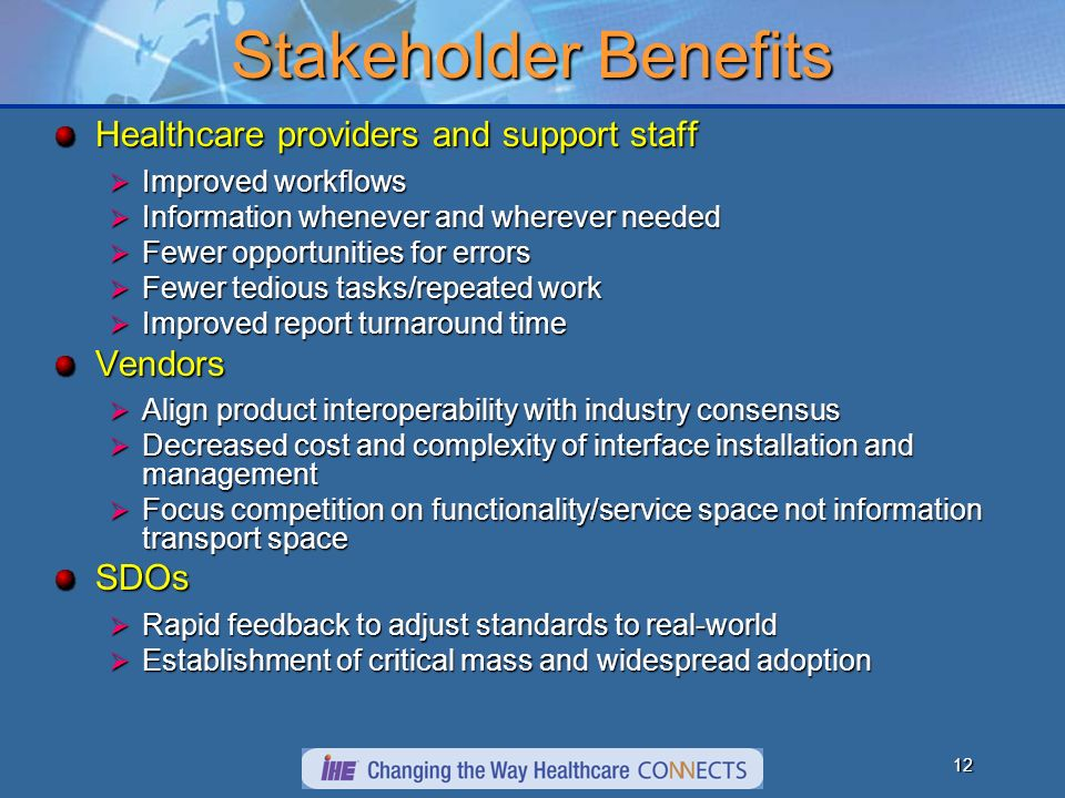 11 Standards Adoption Process Document Use Case Requirements Identify available standards ( e.g.