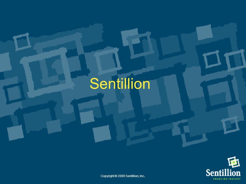 Copyright © 2000 Sentillion, Inc. One Way Hash