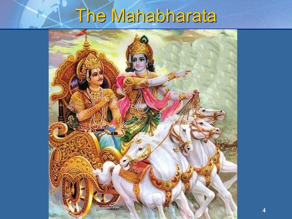 4 The Mahabharata