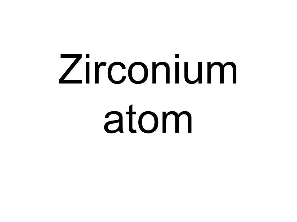 Zirconium atom