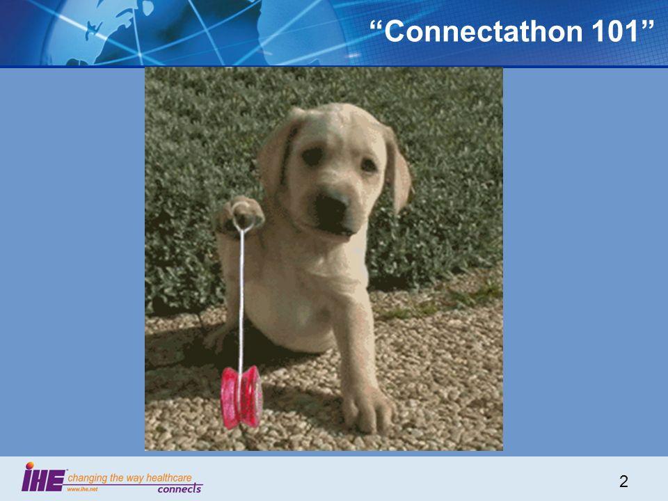 2 Connectathon 101
