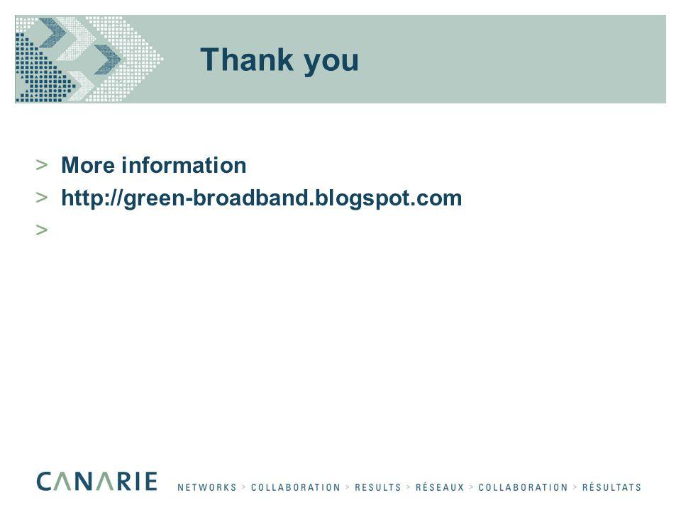 Thank you >More information >http://green-broadband.blogspot.com >