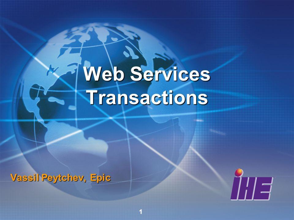 1 Vassil Peytchev, Epic Web Services Transactions