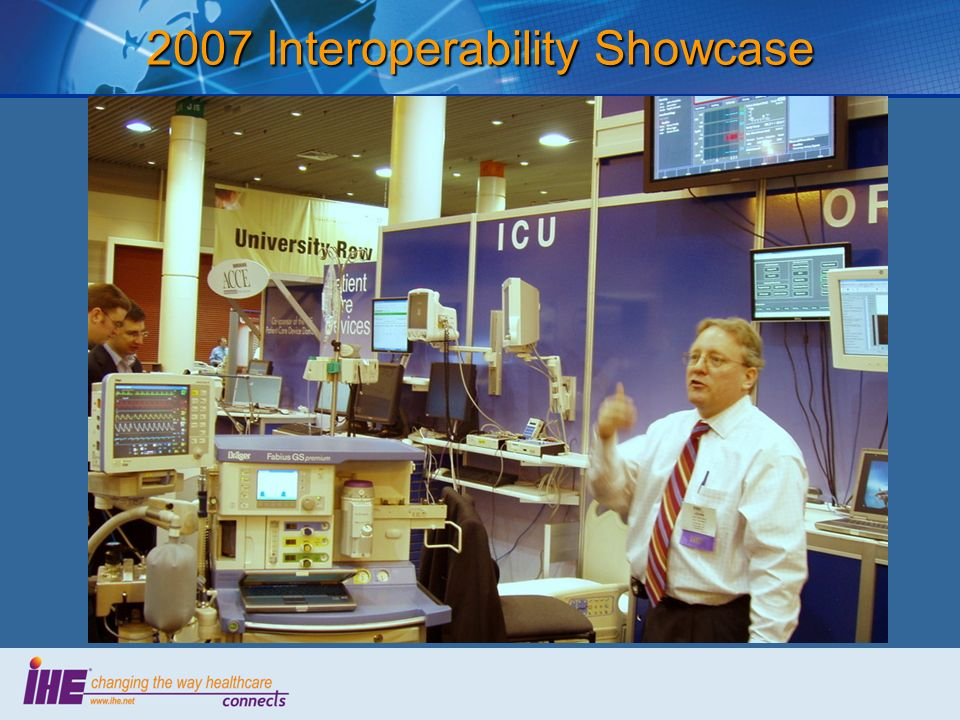 2007 Interoperability Showcase
