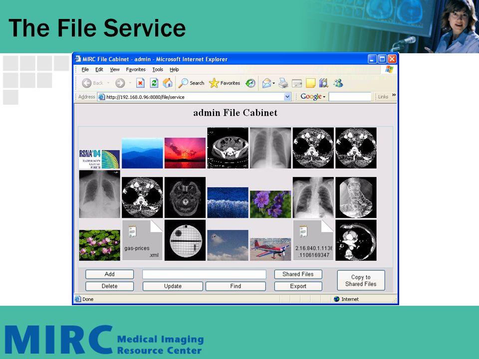 The File Service