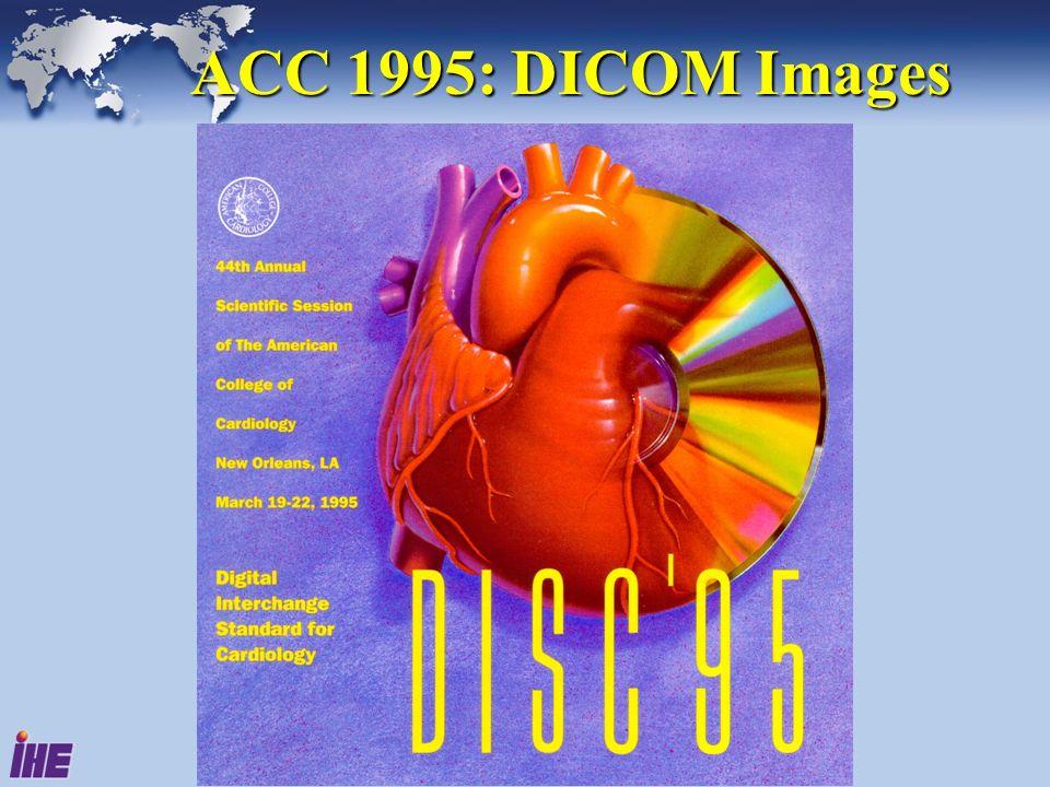ACC 1995: DICOM Images