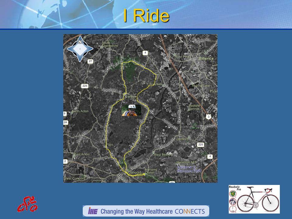 32 I Ride