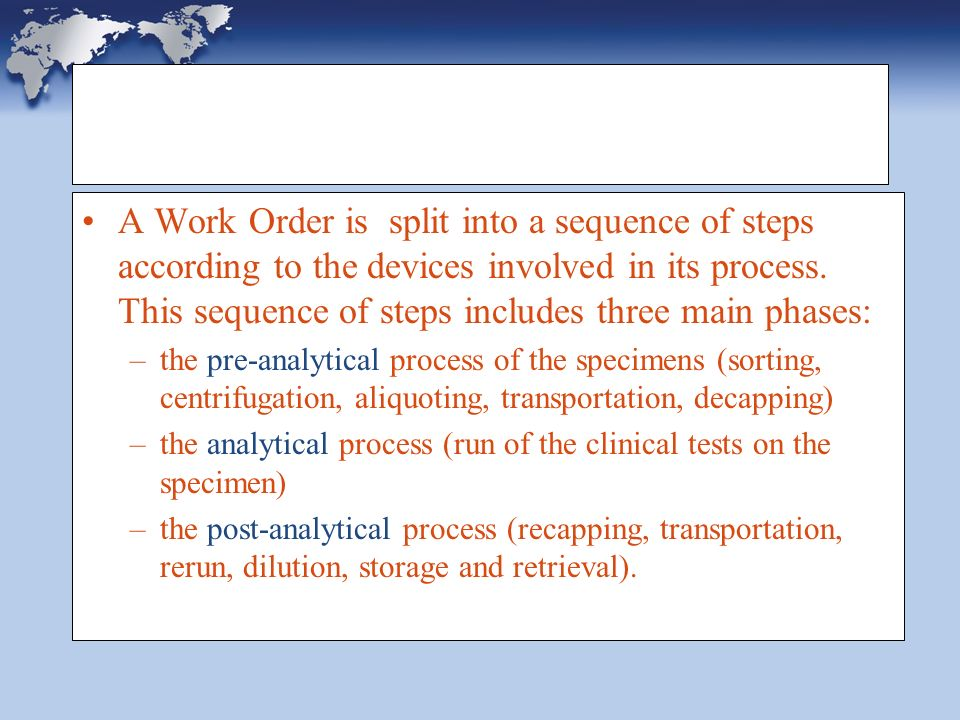 Ward Clinical laboratory LPOCT: Actors and Transactions Point Of Care Result Generator Point Of Care Data Manager Order Filler Lab-32: Accepted observation set Lab-31: Performed observation set Lab-30: (option persistent cnx) Initiate testing on a specimen POCDM is assumed to be provided with up-to-date patient demographics and visit data, using an appropriate profile (PAM or PDQ) LPOCT depends upon LSWF: The Order Filler is also involved in LSWF profile.