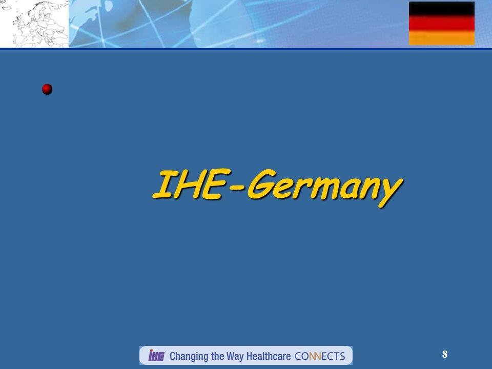 8 IHE-Germany