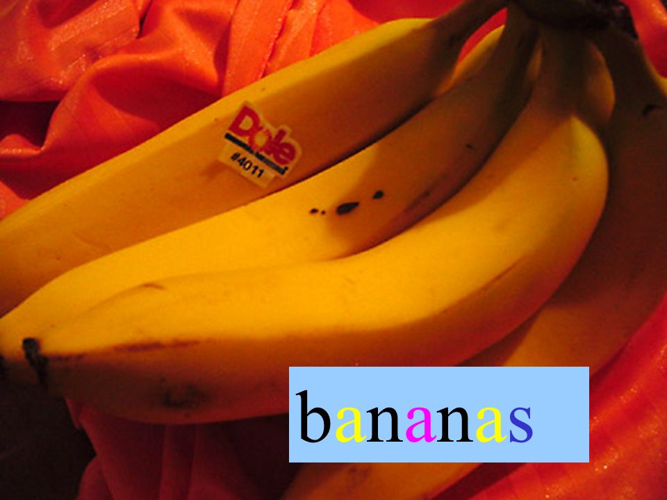 bananasbananas