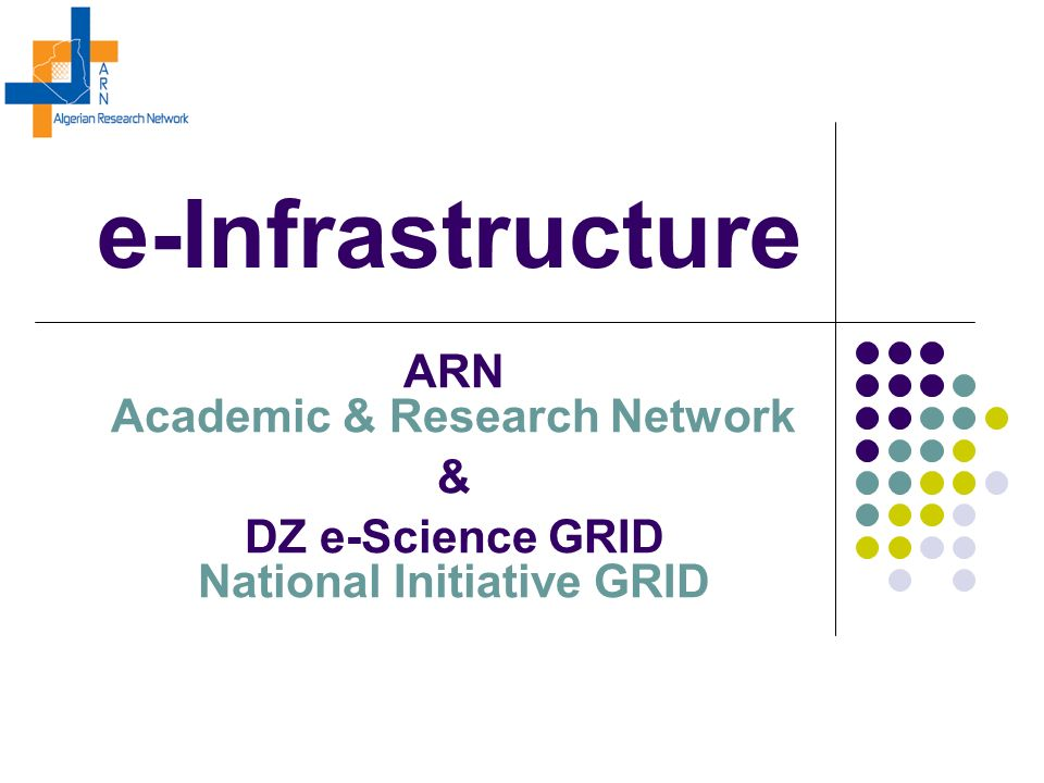 ARN Academic & Research Network