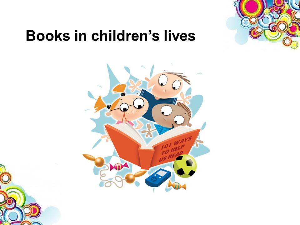 Books in childrens lives