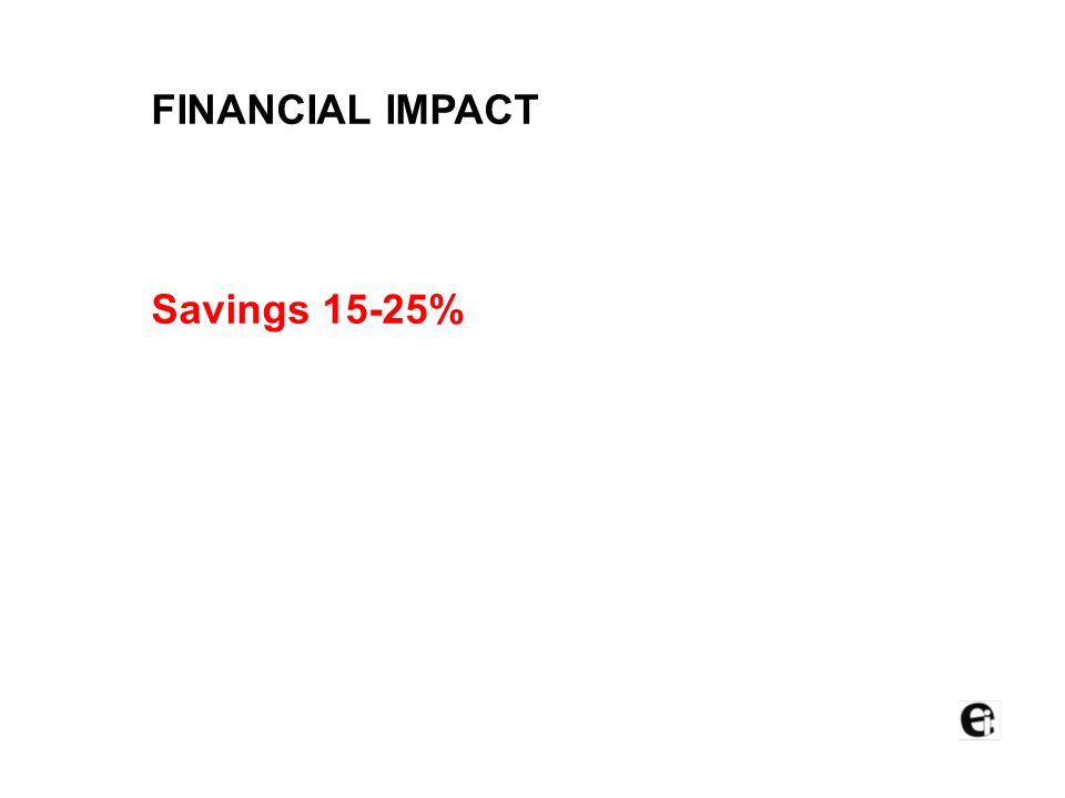 FINANCIAL IMPACT INVENTORY INTEREST OBSOLESCENCE MANUFACTURING COST REDUCED WASTE SERVICE AND QUALITY