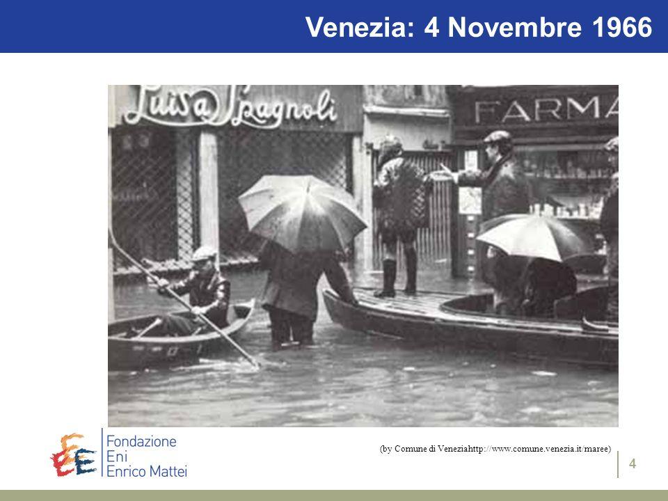 4 Venezia: 4 Novembre 1966 (by Comune di Veneziahttp://www.comune.venezia.it/maree)