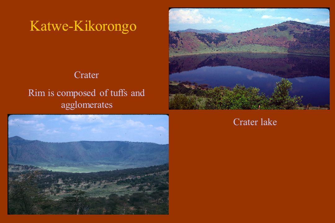 Katwe-Kikorongo Subaqueous tuffs