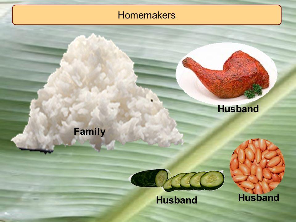 Homemakers Family Husband