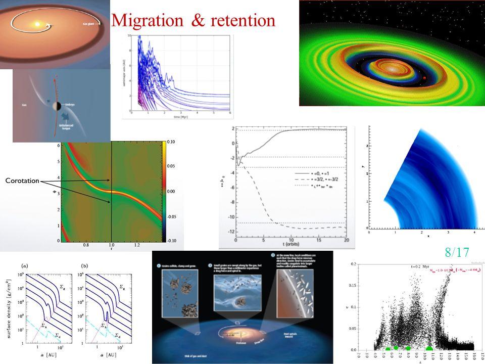 Migration & retention 8/17