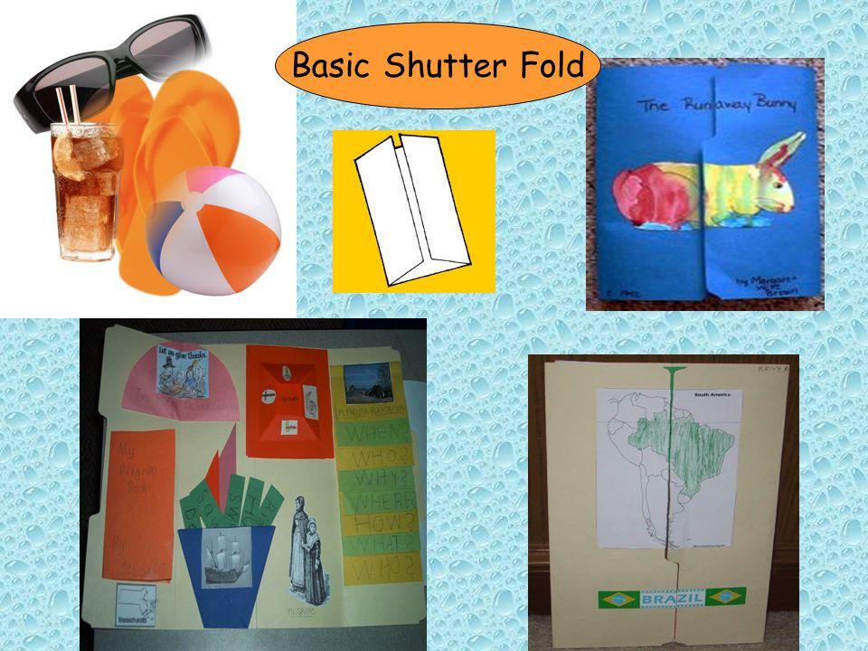 Basic Shutter Fold