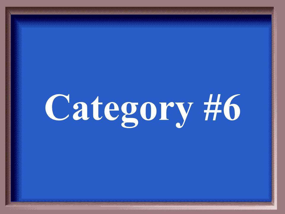Category #5
