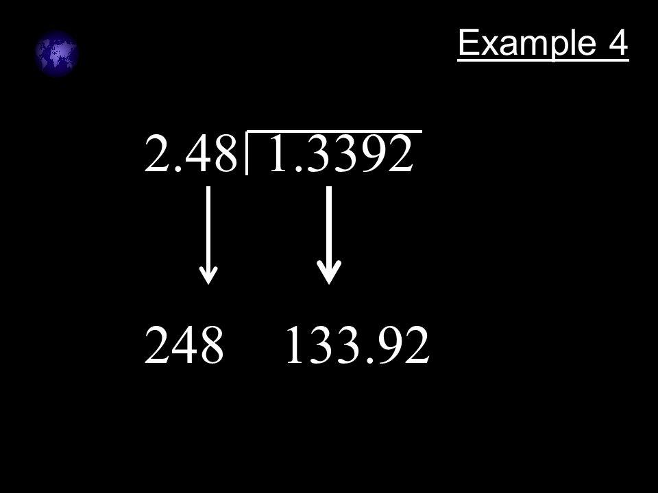Example 4 2.481.3392 248133.92