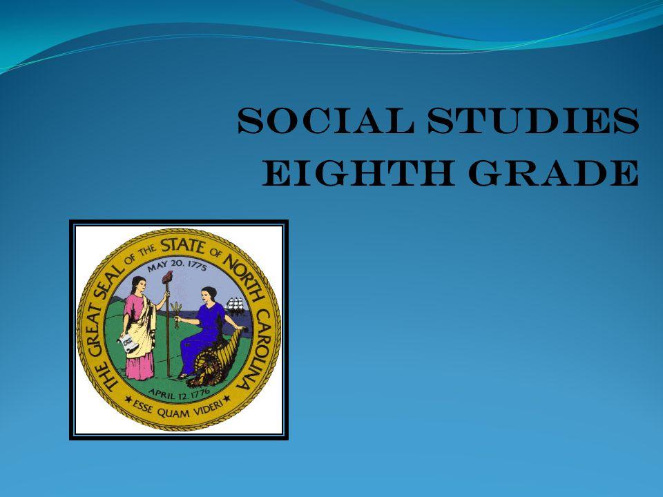 Social Studies Eighth Grade