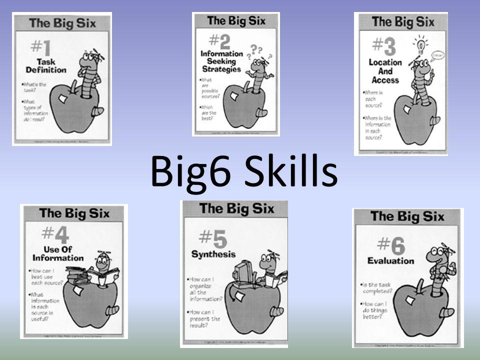 Big6 Skills