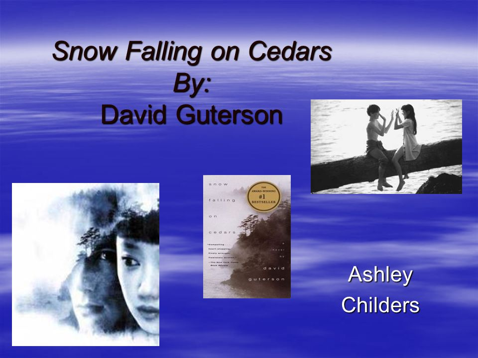 Over View Snow Falling on Cedars is an exciting murder mystery with a mix of love and broken friendships all entwined together.