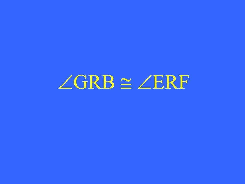 GRB ERF