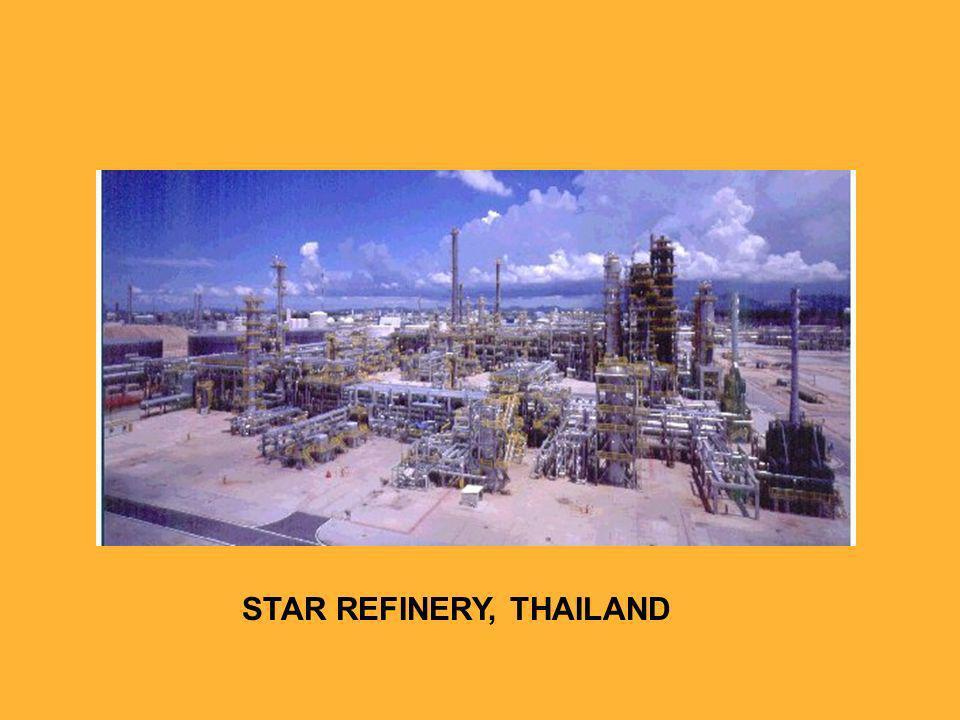 STAR REFINERY, THAILAND